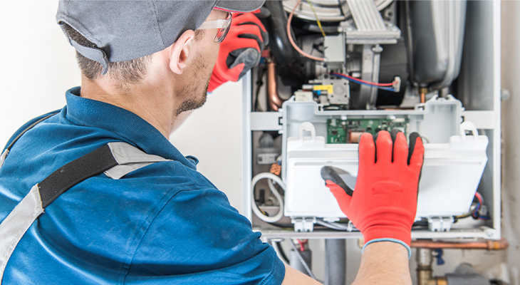 4 Common Furnace Problems & Their Solutions