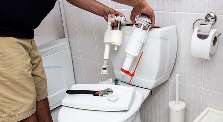 4 Reasons Why Your Toilet Keeps Running