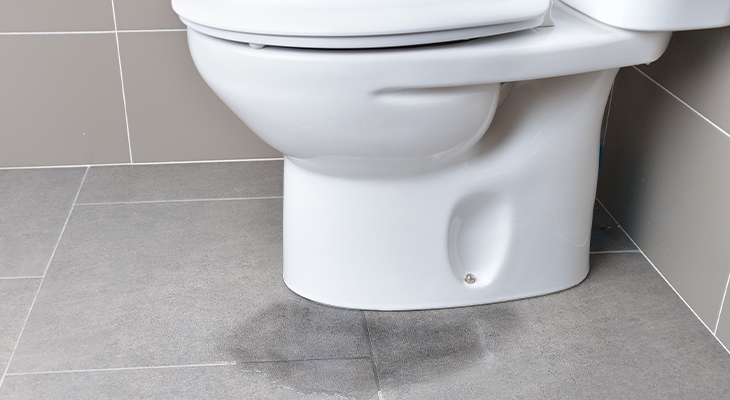 Why Is My Toilet Leaking At The Base?